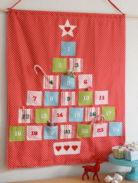 ideas to make your own advent calendar home dzine craft ideas make your own advent calendar