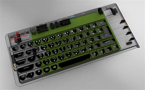 zx spectrum the zx spectrum is reborn