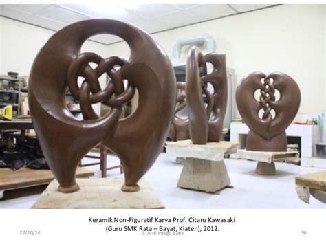 Cangkir Tumpuk Indo Keramik seminar kriya di fsrd trisakti