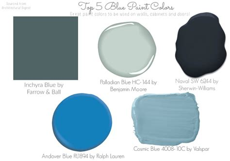 best blue paint colors 17 photographs of popular blue paint colors homes