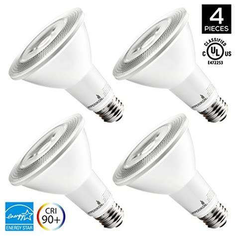 par30 led flood light bulbs hyperikon par30 led dimmable 12w flood light