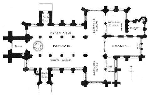 gothic cathedral floor plan cruciform floor plan meze blog
