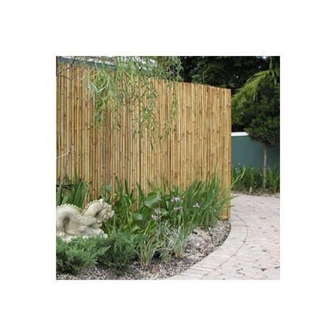 garden screen bamboo screen 5m x 2m garden screening