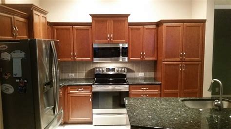 cabinet refacing before and after pics cabinets matttroy