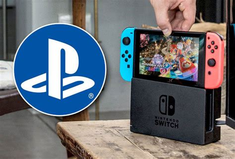 nintendo working on new console ps4 vs nintendo switch are sony playstation working on a