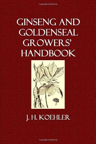 the success grower books recommended ginseng books