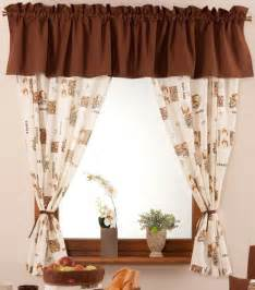 Coffee Kitchen Curtains Coffee Curtains For Kitchen