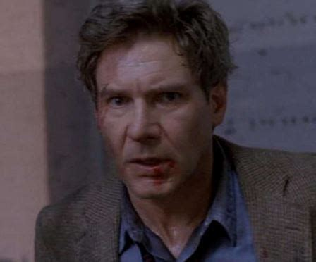 harrison ford fugitive harrison ford in the fugitive 1993 is a wreck