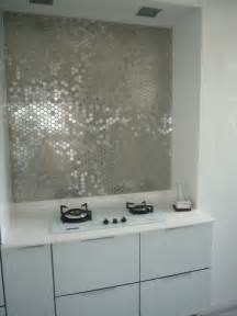 kitchen backsplash mirror mirror kitchen backsplash tile metallic mirrored tile backsplashjpg mi