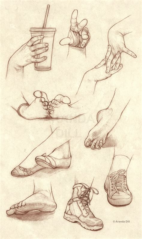 Drawing References by And Shoes Drawing Reference Drawin