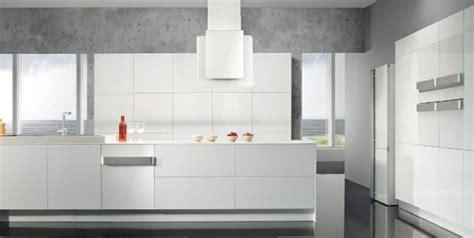 imagenes de cocinas integrales blancas dise 241 o cocinas blancas y modernidad en 50 ideas