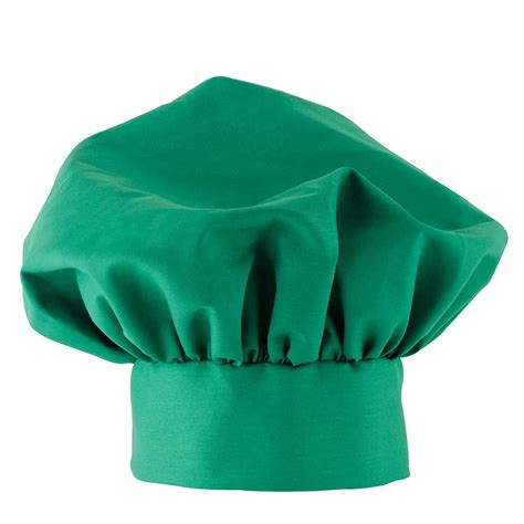 cook hat 13 quot green chef hat