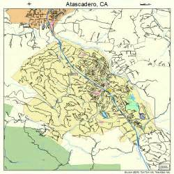 atascadero california map 0603064