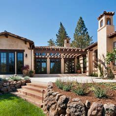 1000 Images About House Color Schemes On Pinterest Mediterranean House Roof Design