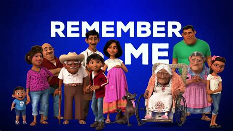 Coco Remember Me Singer | disney video