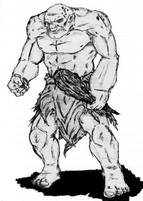 Dibujo de ArubDak: Troll