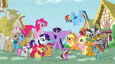 friendship lessons my little pony friendship is magic intro sequence my little pony friendship is magic