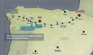 camino pilgrimage spain usa thiem abducted while hiking camino de