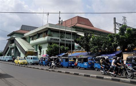 Tanah Abang Tanah Abang Railway Station