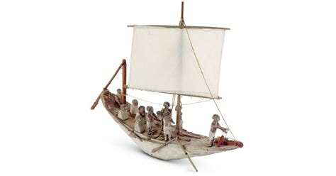 egyptian soul boat ancient egyptian boats egyptian boat facts dk find out