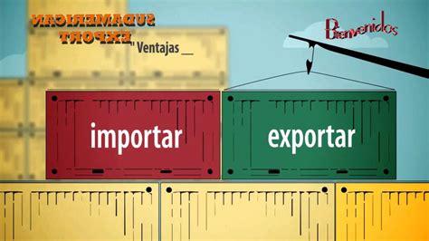 importar imagenes y videos que es despachante de aduana comercio exterior importacion