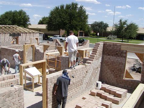 Cost To Build A House by Compressed Earth Block Wikipedia