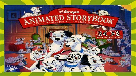 Disney S 101 Dalmatians disney s 101 dalmatians animated storybook related