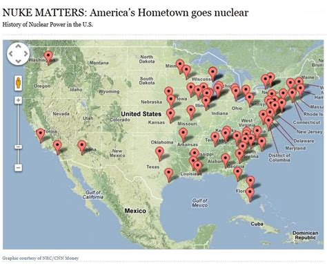 map us nuclear plants u s map of nuclear power plants cape cod bay