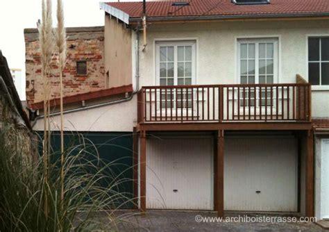 terrasses d aussieres 2010 terrasse sur pilotis poteau ou suspendue agrandir la maison