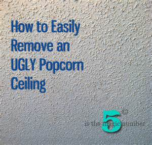 5 is the magic number how to easily remove an