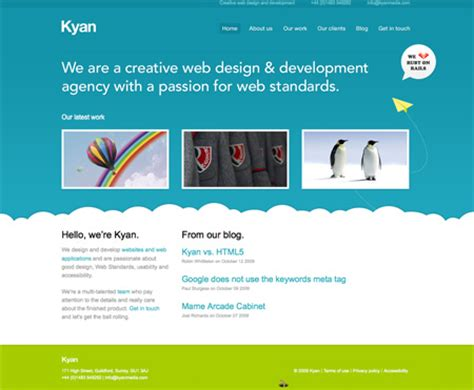 15 exles of modern web design