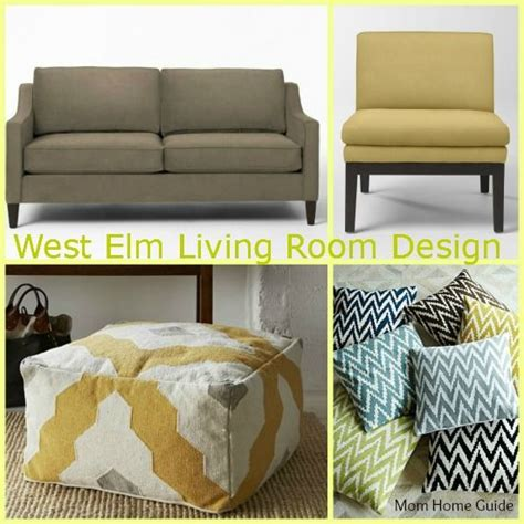 Yellow And Gray Living Room West Elm Gray Yellow And Brown Living Room Design Taupe