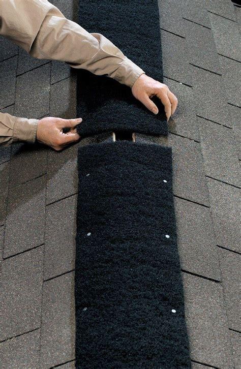 ridge vents   ridge vents roofing diy diy