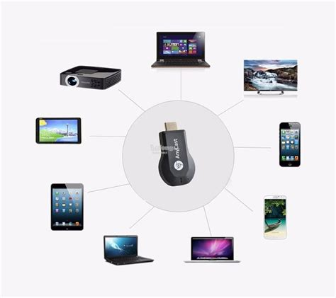 Anycast Wifi Display Receiver Dongle Wireless Hd Cast Tv anycast m2 plus chromecast hd 1080p end 4 12 2018 12 15 am