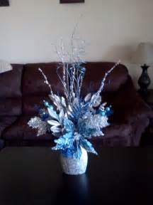 silver centerpieces best 25 snowflake centerpieces ideas on
