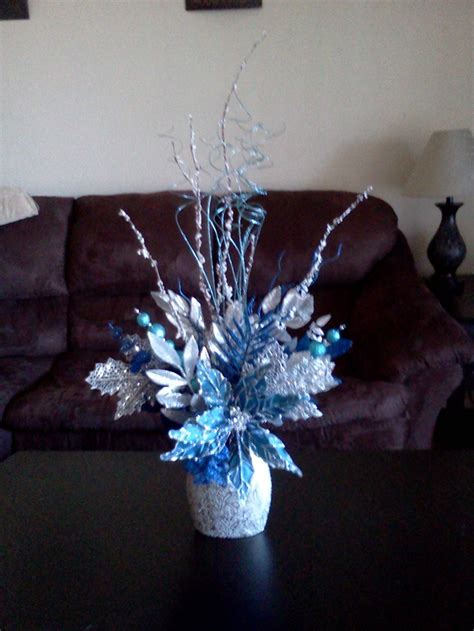 beautiful winter wedding color themes nytexas top 28 winter blue silver white centerpiece winter