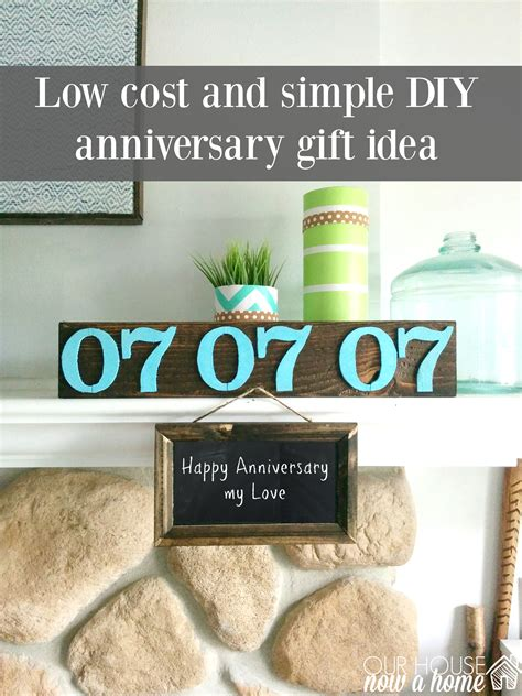 no cost gift ideas anniversary gift gift ideas for everyone