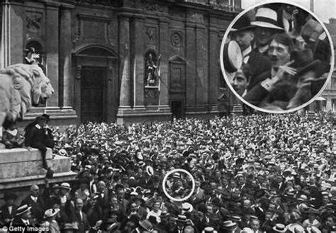 adolf hitler and the holocaust biography famous adolf hitler image at start of wwi could be a fake