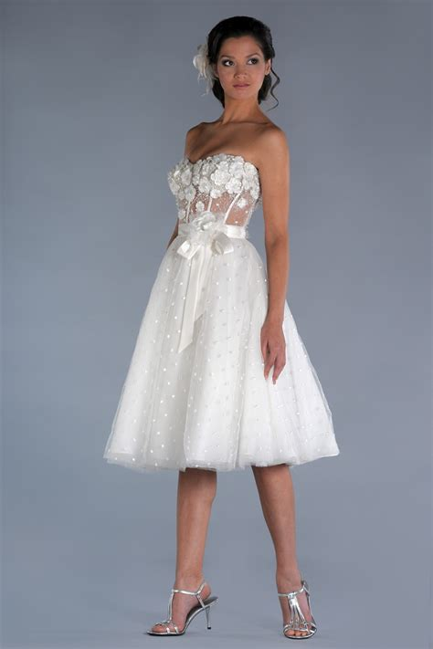Short wedding dresses 2012 short wedding dresses aelida
