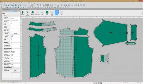 pattern maker apparel o dev pattern making suite and software optitex