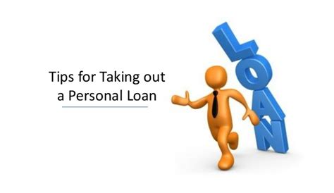 taking out a loan for a downpayment on a house tips for taking out a personal loan