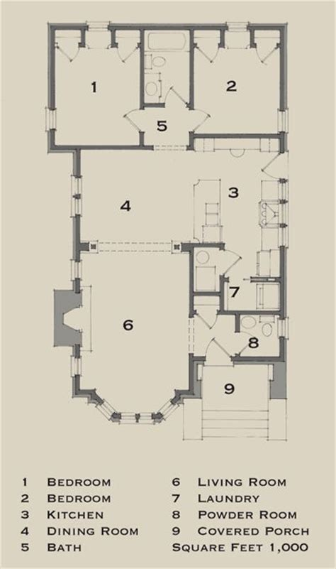 old floor plans bungalows small bungalow and bungalow floor plans on