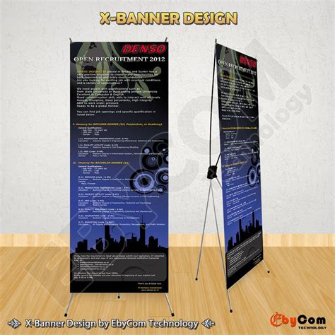 design tech indonesia 20 best images about banner x banner design on pinterest