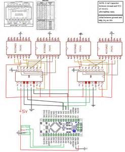 nixie clock schematic get free image about wiring diagram