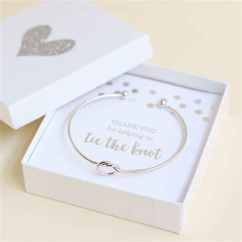 Wedding Tie The Knot by Tie The Knot Bracelet