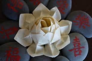 The Lotus Pdf Pdf Origami Lotus Flower By Bingshan On Etsy