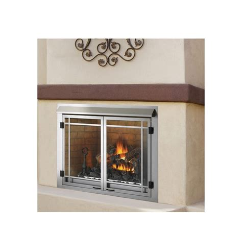 Gas Fireplace Vent Pipe by Napoleon Gss42n Stainless Steel 65 000 Btu Vent Free