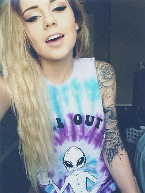 tumblr girls with tattoos 31 best images about tattoos on sun