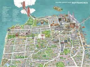 san francisco map detailed best tourist map of san francisco