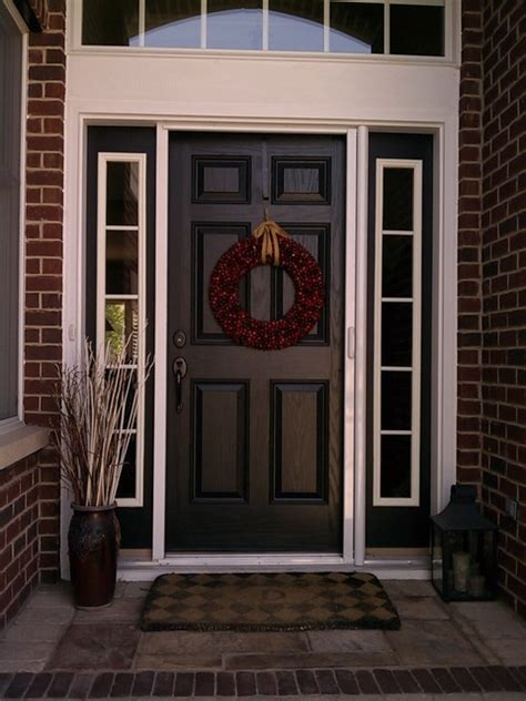 Entry Door With Screen Mirage Retractable Door Screens Entry Doors